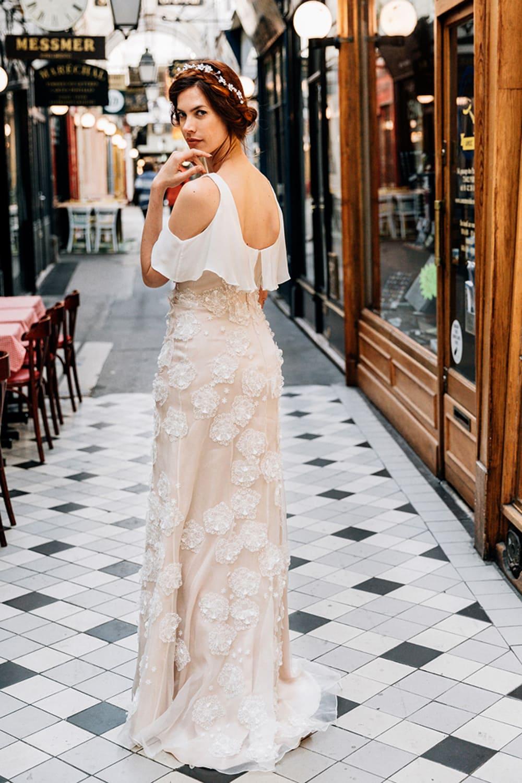 Robe de Mariée sur mesure Paris, Accessoires